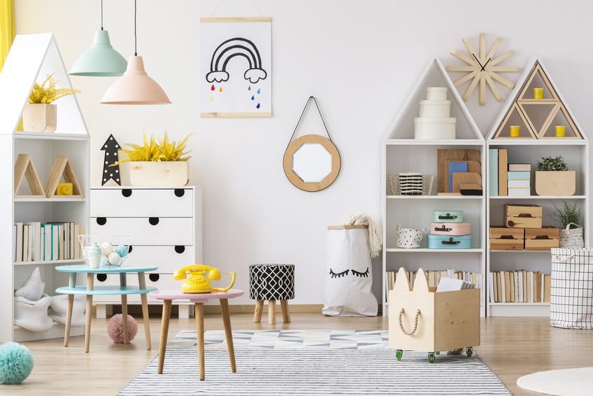 Projekt pokoju dla dziecka