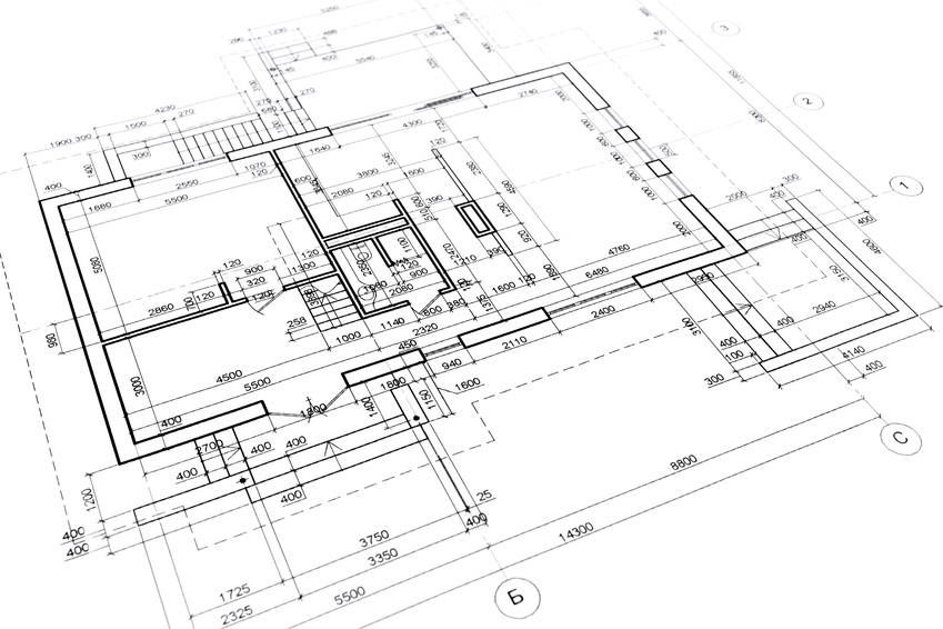 Projekt 3D całego mieszkania (cena za m2)