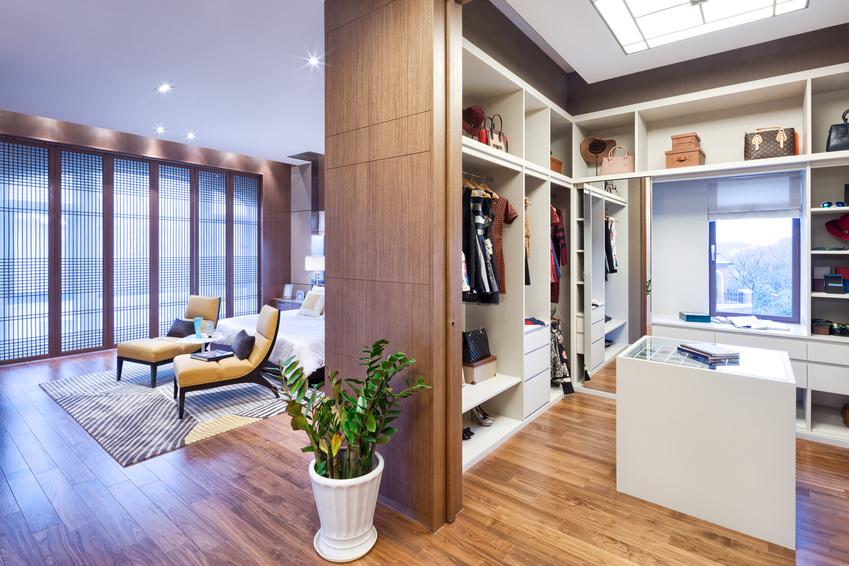 Zabudowy, szafy, garderoby